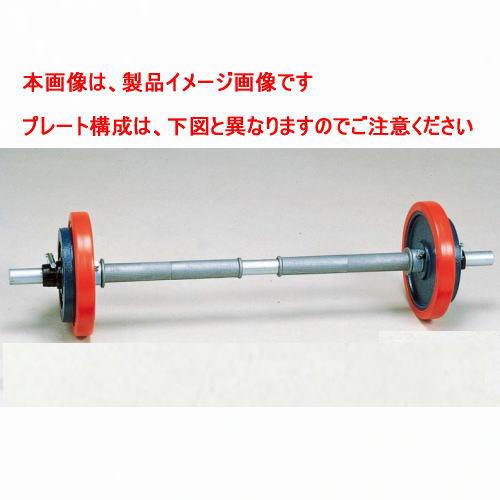DANNO ダンノ ミニバーベル 10kgセット[φ28mm]D-685