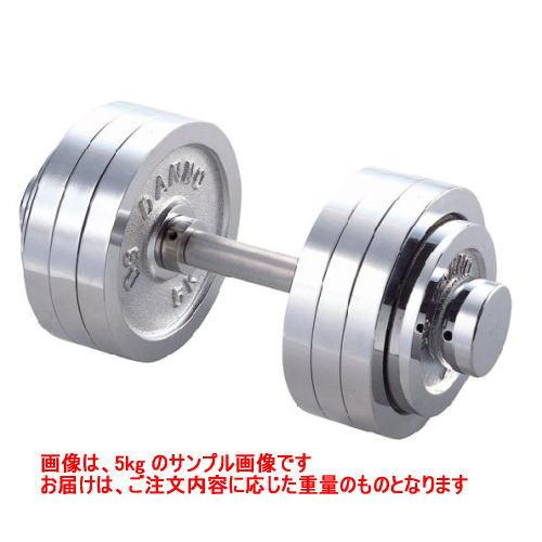 DANNO ダンノ 固定式ダンベル 10kg D-781 1個片手分
