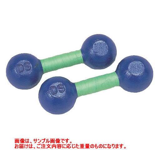DANNO ダンノ 鉄アレー 6kg[2本1組] D-811 アレイ・ダンベル 日本製