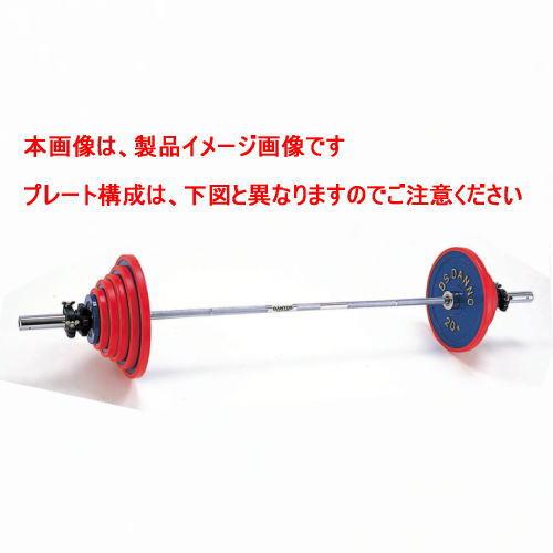 DANNO ダンノ A220バーベル50kgセット[φ50mm] D-5760