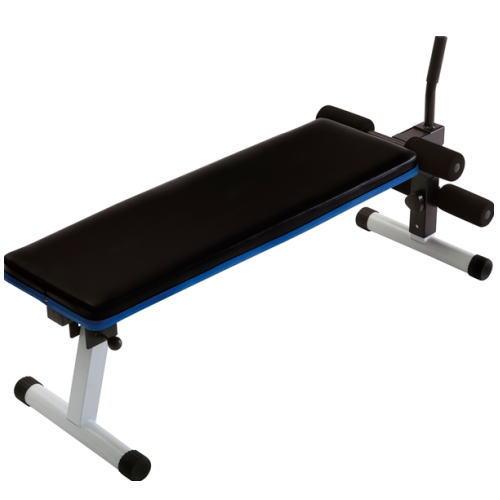 マーシャルワールド マルチシットアップベンチ C26 腹筋 筋トレーニングマシン 家庭用お客様組立品