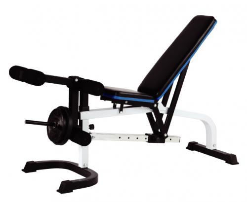 マーシャルワールド FIDベンチS C9S 腹筋台 筋トレーニングマシン プレート別売 お客様組立品