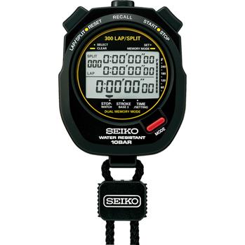 SEIKO セイコー デジタルストップウォッチ スイミングマスター SVAS003