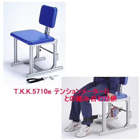 TAKEI 竹井機器工業 T.K.K.5715 片脚用筋力測定台