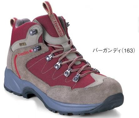 新入荷 TrekSta トレクスタ バックカントリー EBK137 登山靴 トレッキングシューズ レディース 登山靴 レディース TrekSta バーガンディ<在庫僅少>, iShop@alpha:a0968bd8 --- business.personalco5.dominiotemporario.com
