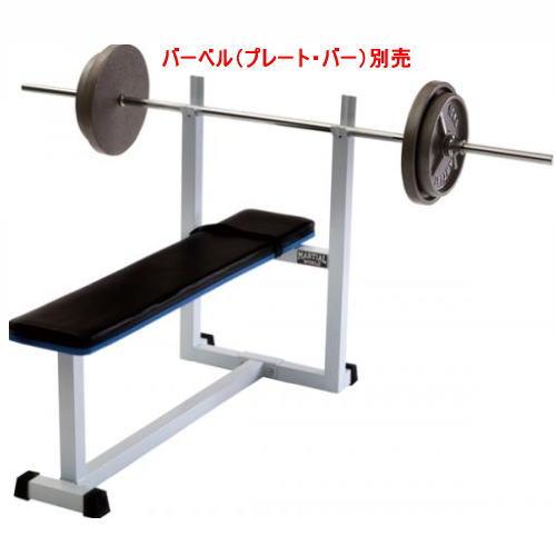マーシャルワールド トレーニングベンチDX B1DX 筋トレーニングマシン 家庭用お客様組立品