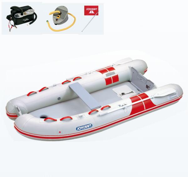ジョイクラフト BBS-315 検無 4人乗りゴムボート