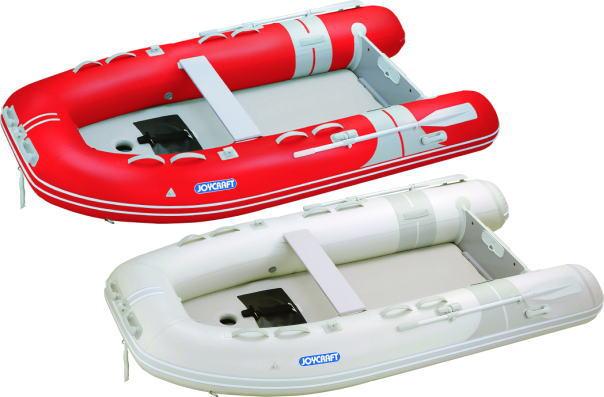 ジョイクラフト JEX-340プレミアム 検付 6人乗りゴムボート