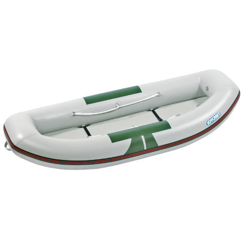 JOYCRAFT ジョイクラフト 川下り用ラフティングボート RB-280 検無2人乗りゴムボート