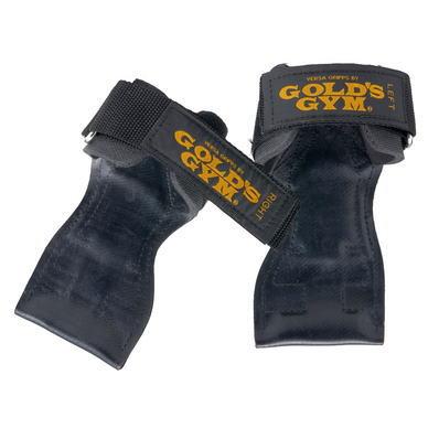 GOLDS GYM ゴールドジム パワーグリッププロ G3710 筋トレリフティング用ストラップ<店頭在庫限り>