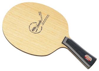 Nettag Nittaku table tennis racket ternary carbon attack shakehand NC-0311