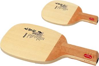 ニッタク Nittaku 卓球ラケット 超特選 P NE-6602 前陣攻撃用ペンホルダー