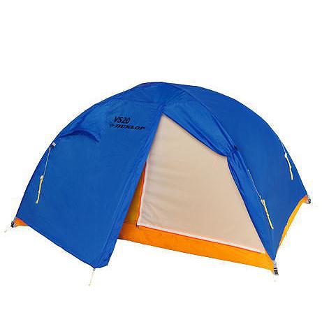 ダンロップ DUNLOP コンパクト・アルパインテント VS-10 1人用コンパクト登山テント