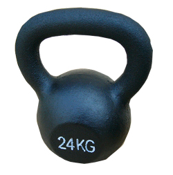 マーシャルワールド ケトルベル KDB 24kg ダンベルと一味違う