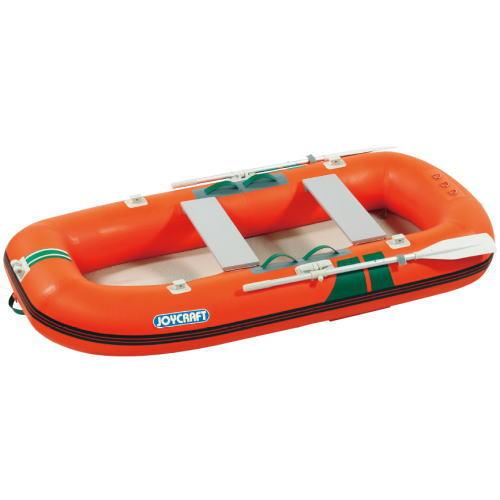JOYCRAFT ジョイクラフト KE-275 ローボート 検無 4人乗り 手漕ぎゴムボート