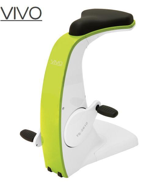 VIVO ビボ マグネットバイク サイクルチェア FB-2610 ライムグリーン フィットネスバイク
