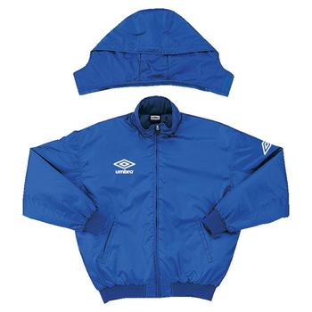UMBRO アンブロ サッカー・フットサル ウォーマージャケット ブルー UAA4011 ウインドブレーカー