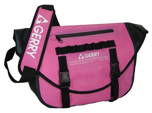 GERRY ジェリー 防水ショルダーバッグ 10L GE5004 ピンク
