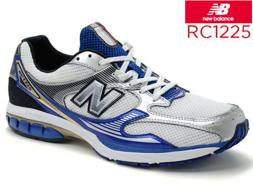 new balance ニューバランス ランニングシューズ RC1225 男女兼用 ブルー<店頭在庫限り>