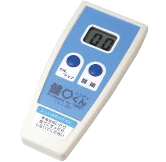 TAKEI 竹井機器工業 T.K.K.3351 健口くん ハンディ[口腔機能測定機器]