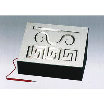 TAKEI 竹井機器工業 T.K.K.1211 フェップル式安定度検査器