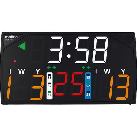 molten モルテン デジタイマ柔道 UX0110J スポーツカウンター 電光掲示板 スコアボード