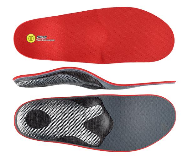 SIDAS シダス シューズインソール靴中敷き ウインタープラスプロ WINTER+PRO 201103