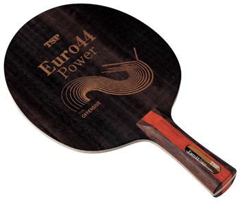TSP ヤマト卓球ラケット ユーロ44 パワー FL 26474 ラージボール用シェークハンド