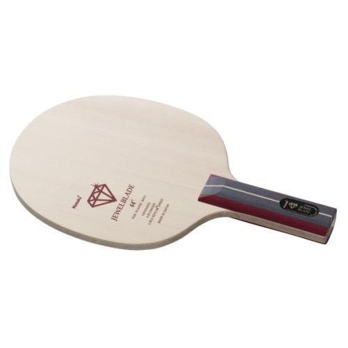 ニッタク Nittaku 卓球ラケット ジュエルブレード ラージボール用シェークハンド NC-0388 ST ストレート