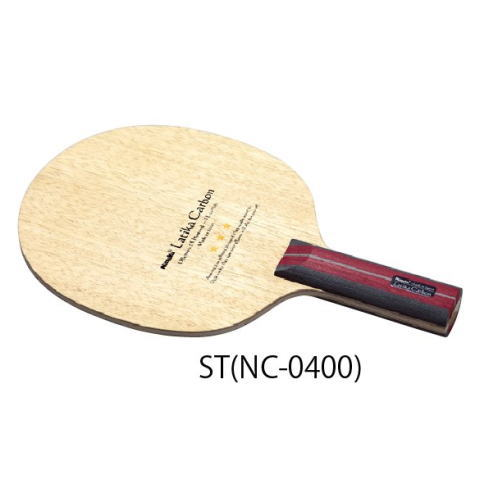 ニッタク Nittaku 卓球ラケット ラティカカーボン 攻撃用シェークハンド NC-0400 ST ストレート