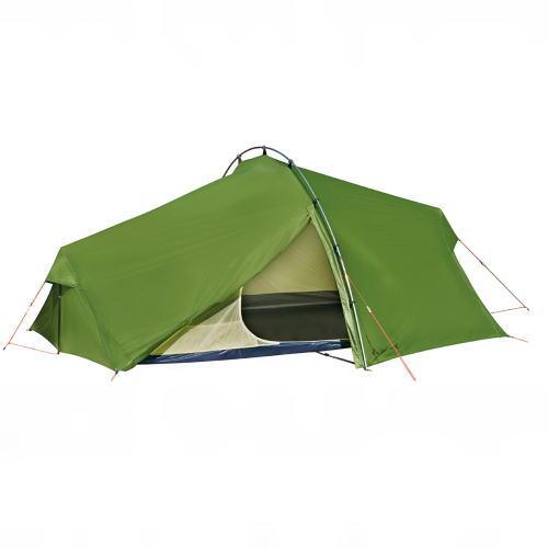 供Vaude大音阶第四音技能帐篷11510功率蜥蜴SUL 2-3P Power Lizard 2-3个人使用的绿色