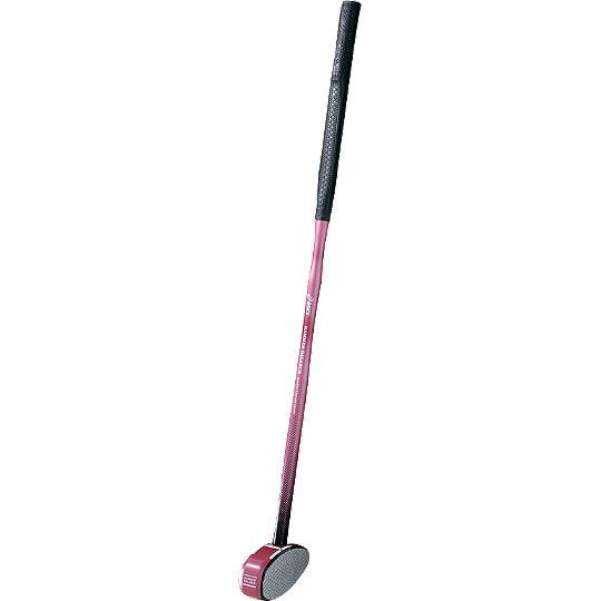 アシックス グラウンドゴルフクラブ ハンマーバランスクラブ 一般右打者専用 GGG184 84cm ピンク