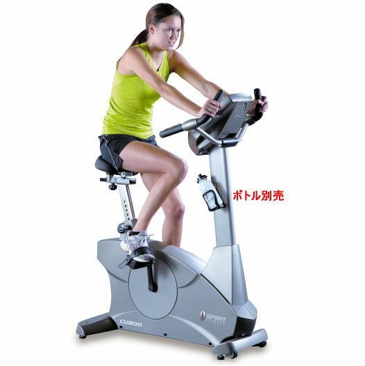 Spirit fitness upright bike CU800 semi commercial