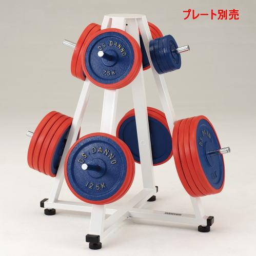 DANNO ダンノ DANTOS 筋トレ・ウエイトトレーニング プレートホルダーST28mm用 D-543