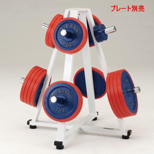 DANNO ダンノ DANTOS 筋トレ・ウエイトトレーニング プレートホルダーST50mm用 D-544