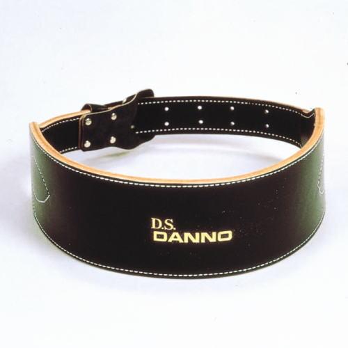DANNO ダンノ 筋トレ・ウエイトトレーニングベルト ウエイトリフティングベルトDX Mサイズ D-637