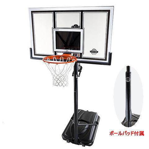 LIFETIME ライフタイム バスケットボールゴール LT-71524 ポールパッド付属