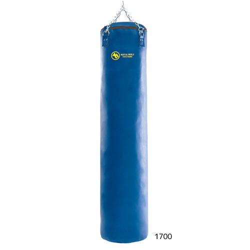 マーシャルワールド レザートレーニングバッグ TB-M1700 合皮 サンドバッグ ヘビーバッグ