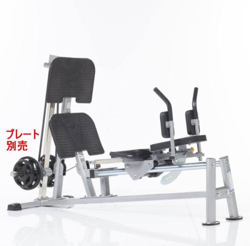 【キャンセル不可】タフスタッフ プレートロードレッグプレス/ハックスクワット CLH-300