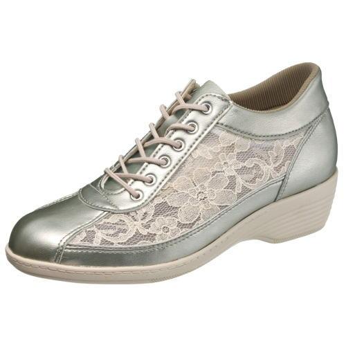 アサヒ 快歩主義 歩行サポートケアシューズ靴 レディース KHS L114AC 3E ゴールド<店頭在庫限り>