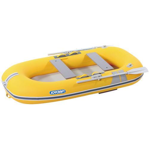 ジョイクラフト ローボート TRF-270 検無 4人乗り手漕ぎゴムボート