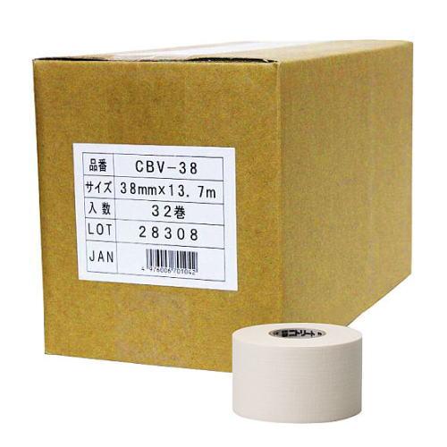 日東メディカル テーピング スポーツテープ ニトリートCBテープ バリューパック CBV-38 38mm x 13.7m 32巻
