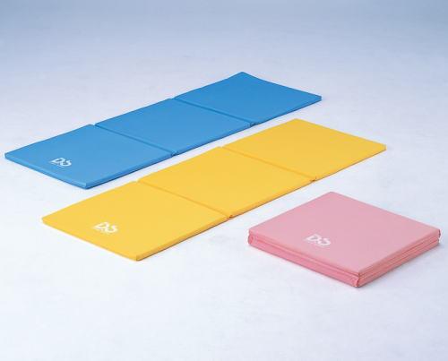 DANNO ダンノ ソフトエアロビクスマットDX[三つ折り] D-5566 エクササイズマット ストレッチ ヨガ<店頭在庫限り>