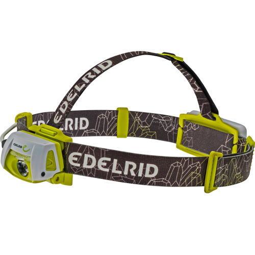 EDELRID エーデルリッド LEDヘッドライト ヘッドランプ タウリ ER75381<在庫僅少>