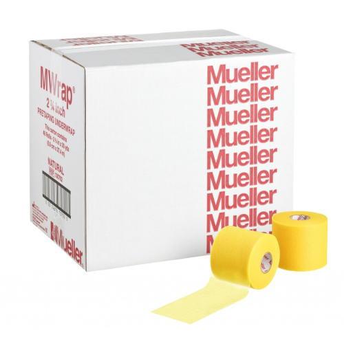 Mueller ミューラー テーピング Mラップ カラー チームパック 48個入り ゴールド 70mm 130706[T]