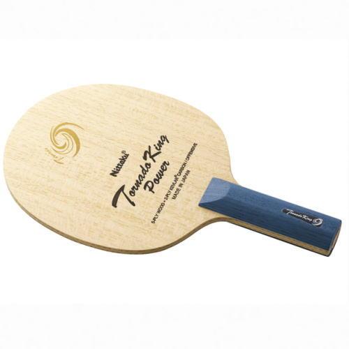 ニッタク Nittaku 卓球ラケット トルネードキングパワー 攻撃用シェークハンド NC-0410 ST