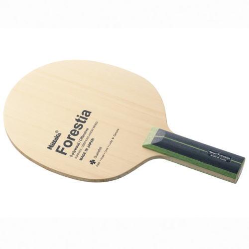ニッタク Nittaku 卓球ラケット フォレスティア 攻撃用シェークハンド NE-6133 ST