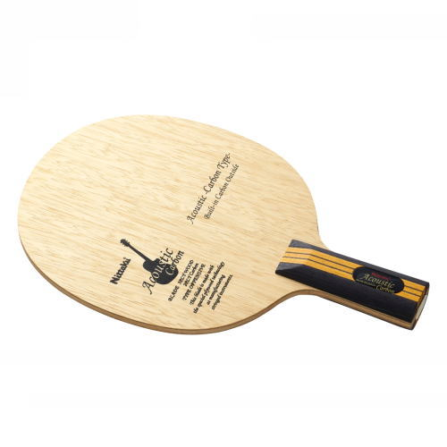 Nittakuニッタク卓球ラケットアコースティックカーボンCNC-0179中国式攻撃用ペンホルダー