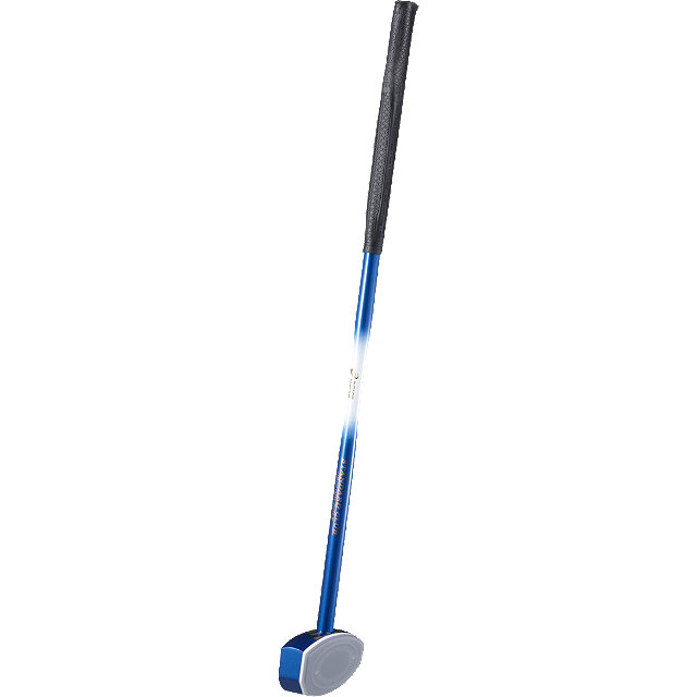 アシックス グラウンドゴルフクラブ スタンダードクラブ 一般右打者専用 GGG190 82cm ブルー ミドル