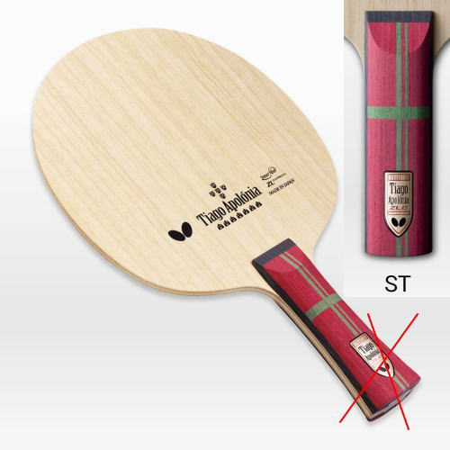バタフライ Butterfly 卓球ラケット アポロニア ZLC 36834 ST 攻撃用シェークハンド